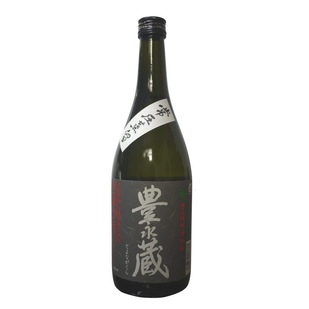 米焼酎独特の甘みと香りを引き立てた温かみのある味わい 豊永酒造『常圧豊永蔵』  720ml