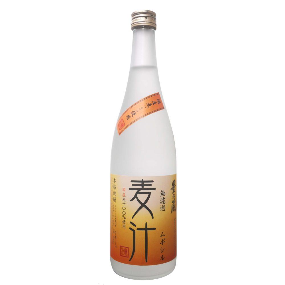 「麦の果汁」と呼びたい香ばしさと甘み 豊永酒造『麦汁』 720ml