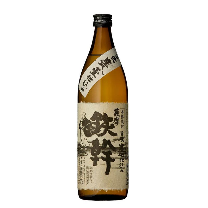 香り、柔らかさ、飲みごたえの充実感 オガタマ酒造 芋焼酎『鉄幹』 900ml