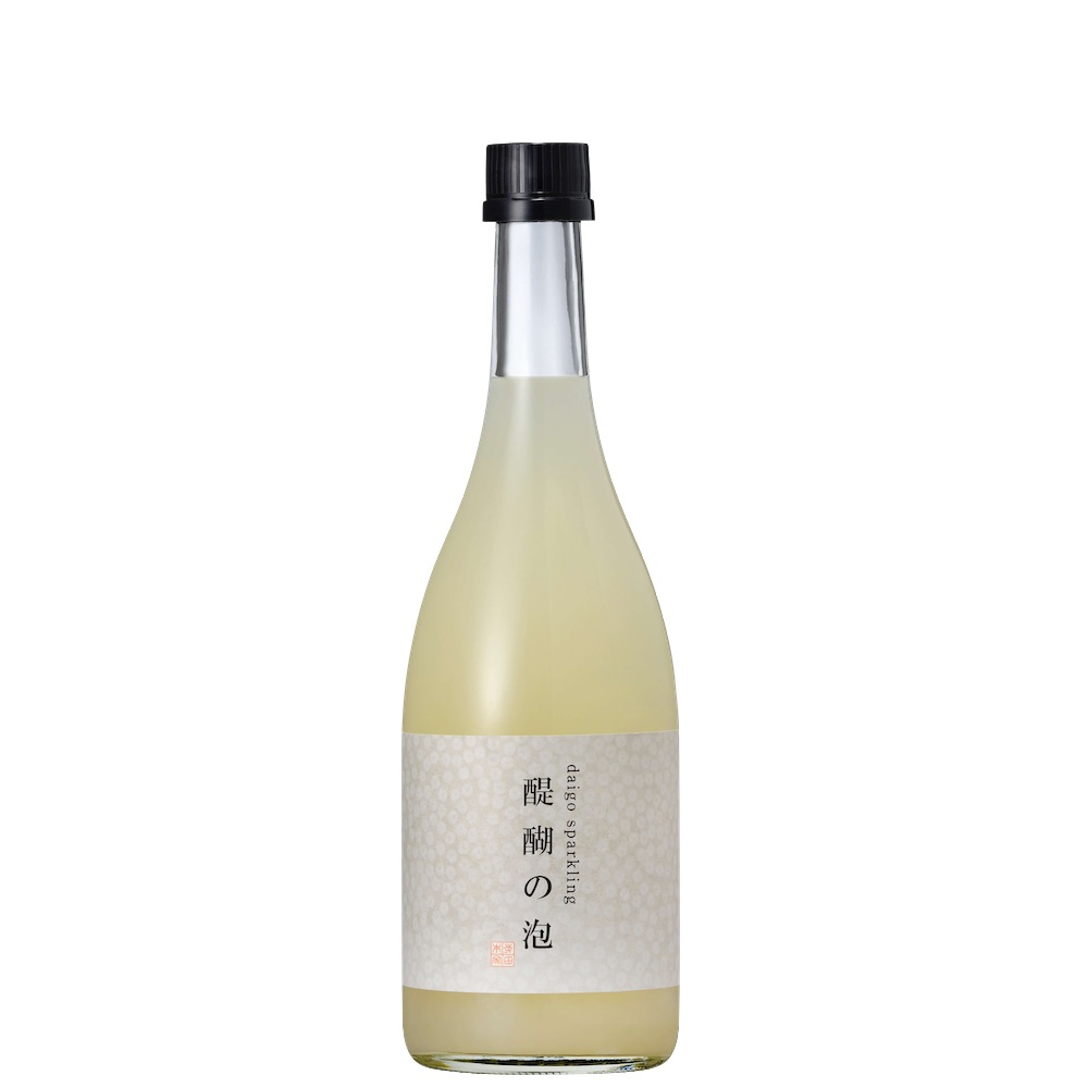 麹の甘さ、乳酸菌の心地良い酸味と微発泡 寺田本家『醍醐の泡』720ml