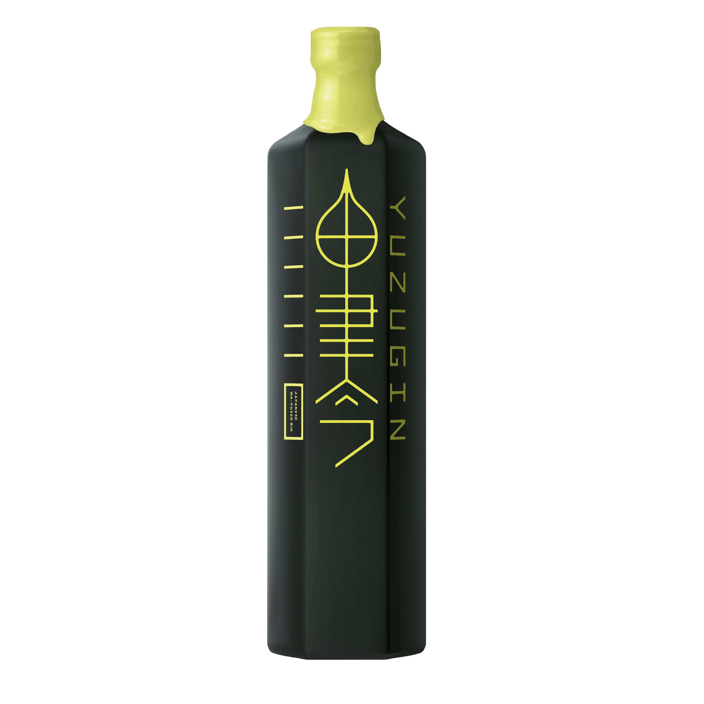 洋と和の香りが個性を発揮するクラフトジン 京屋酒造『油津吟 YUZUGIN』 750ml