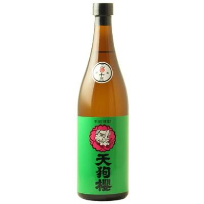 芋焼酎の熟成酒の魅力を味わう 白石酒造『天狗櫻・熟成酒 25度』