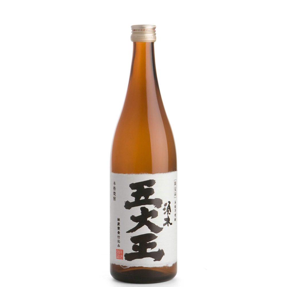 5種類の芋焼酎を杜氏さんの熟年の技と綿密な計算でブレンド五大王 720ml