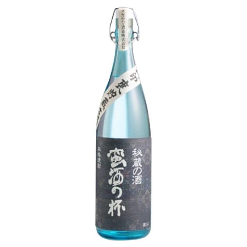 封印甕でじっくり寝かせた秘蔵の逸品 芋焼酎古酒『蛮酒の杯』 1800ml