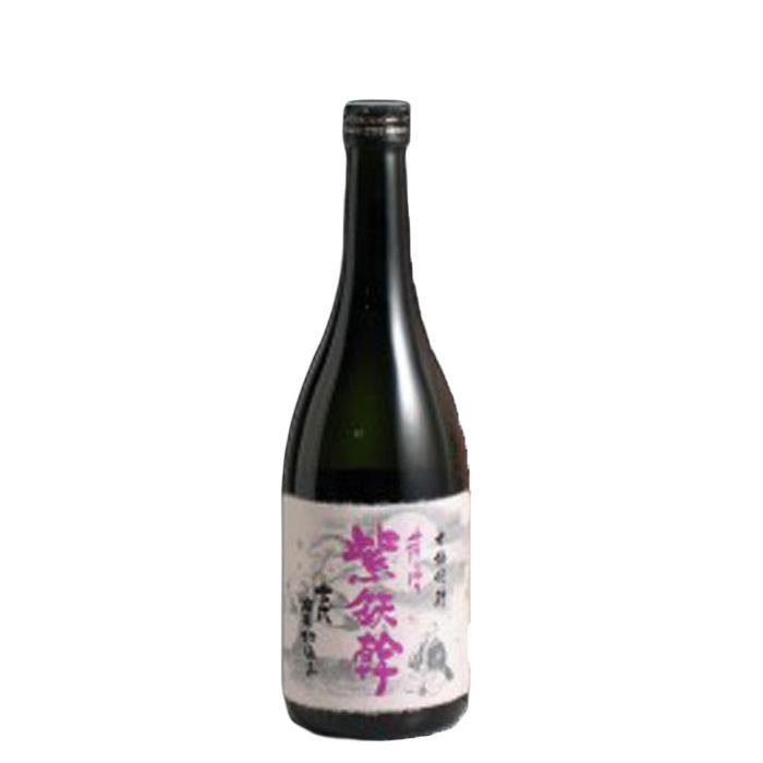 華やかな香りと軽やかで上品な味わいの芋焼酎『紫鉄幹』720ml
