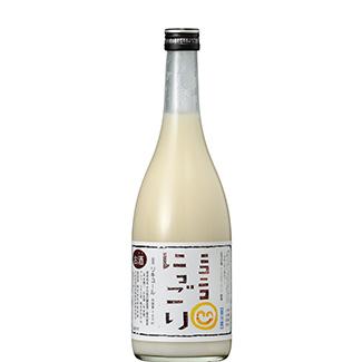 数量限定 クリーミーなにごり酒 玄米甘酒入り『ニコニコにっごり』720ml