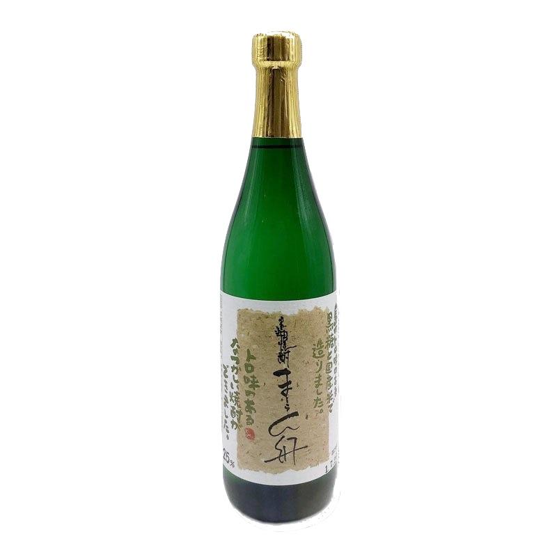 柔らかく上品な甘さ 徳之島の黒糖使用 富田酒造場『まーらん舟 25%』
