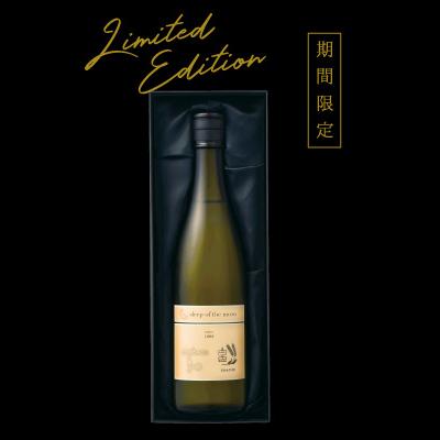 日本酒のオーク樽で貯蔵熟成させたほのかな貴醸酒の風味を感じるプレミア麦焼酎『クラフトマン多田 スリープオブザムーン』